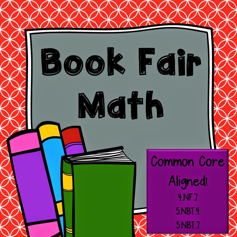 Book Fair Math