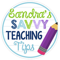 Sandra's Savvy Teaching Tips