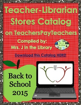 A Back to School Gift for Teacher Librarians!