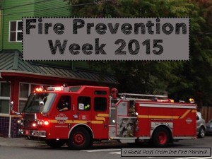 Fire Prevention 15