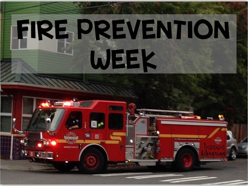 Fire Prevention Week Information