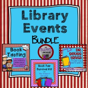 Library Events Bundle Cover