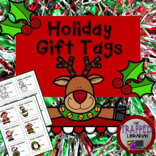 Christmas Gift Tags:  My Gift to YOU!