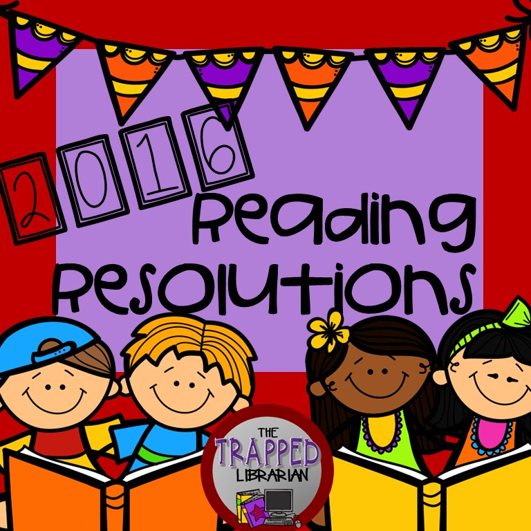 New Year Reading Resolutions