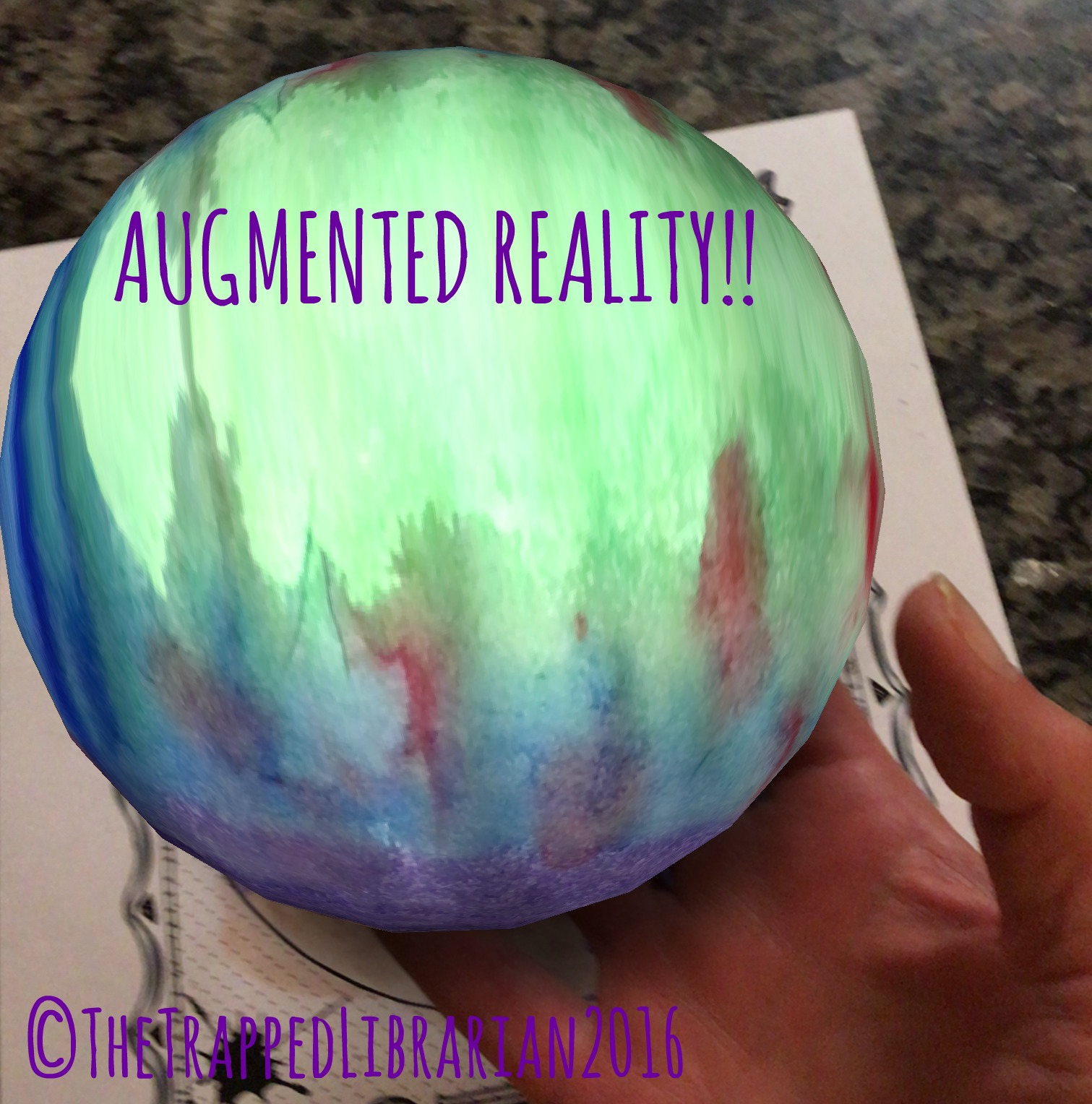 Use Augmented Reality with your Elementary Students!