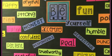 Bulletin Boards:  Use Your Powers for Good!