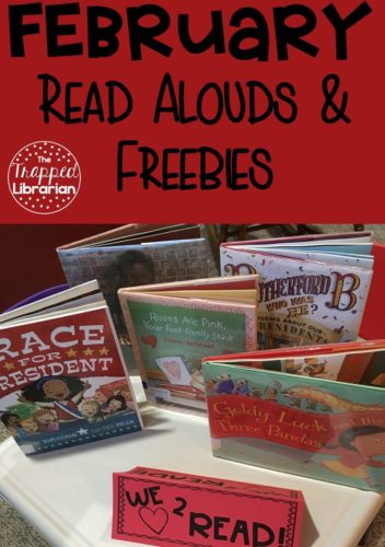 February Read-Alouds and Freebies!
