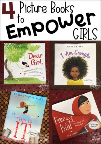 Empower Girls With These 4 Picture Books