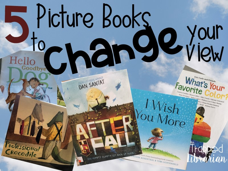 See the World Through New Eyes with These 5 Picture Books