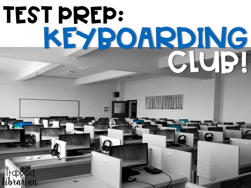 Keyboarding Club Test Prep