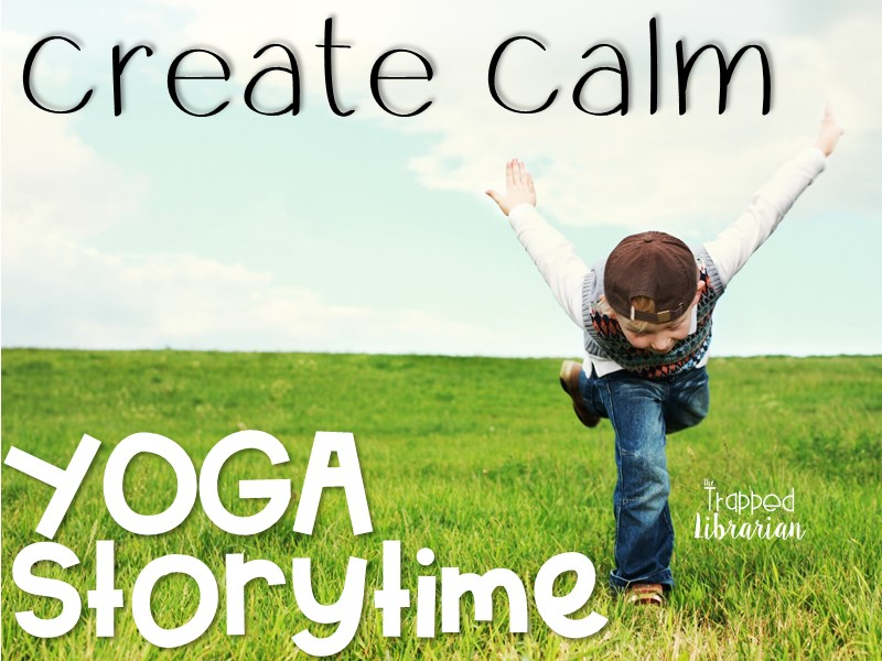 How Yoga Storytime Helped My Students Focus
