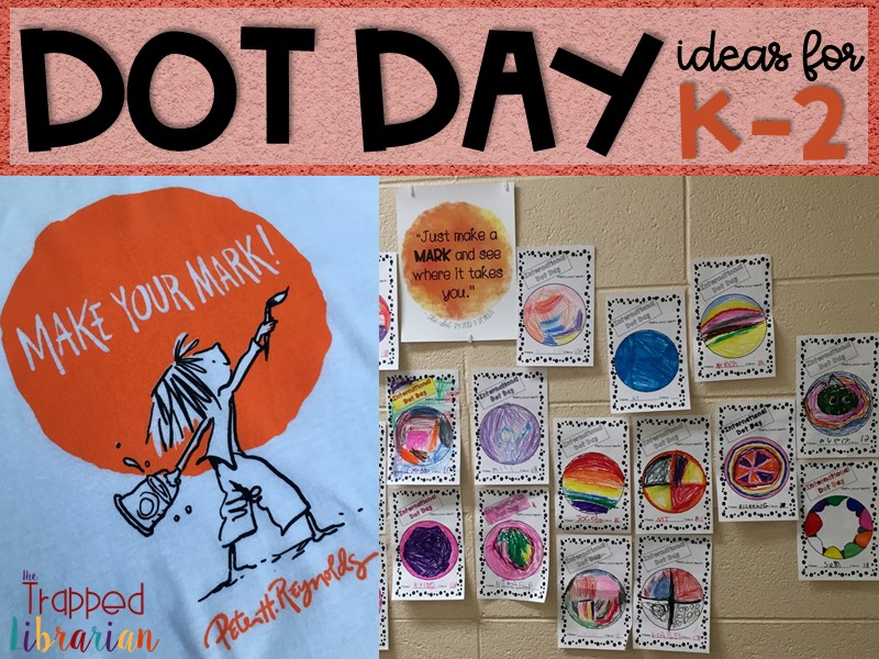 Get Creative With Your Students on International Dot Day!