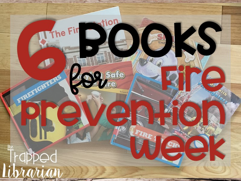 Promote Fire Safety Education for Kids with These 6 Books