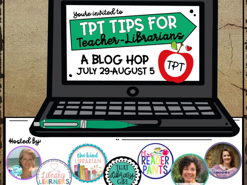 TpT Tips for Teacher Librarians:  Ratings, Comments, and Questions