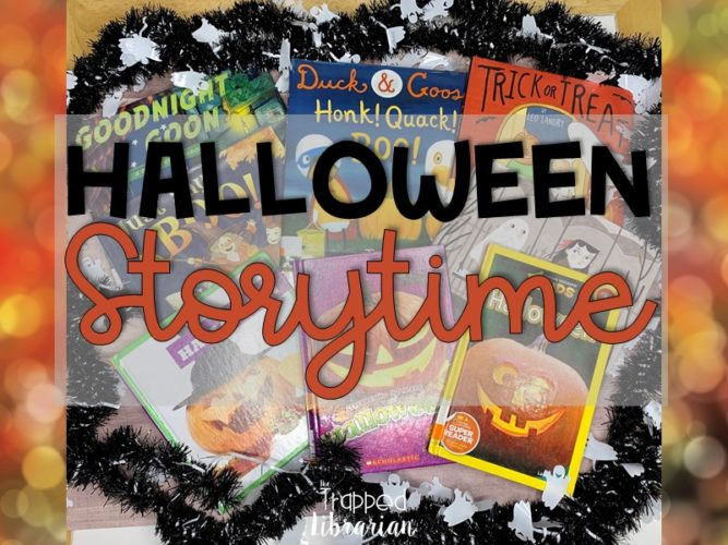 Halloween Storytime Ideas and Activities