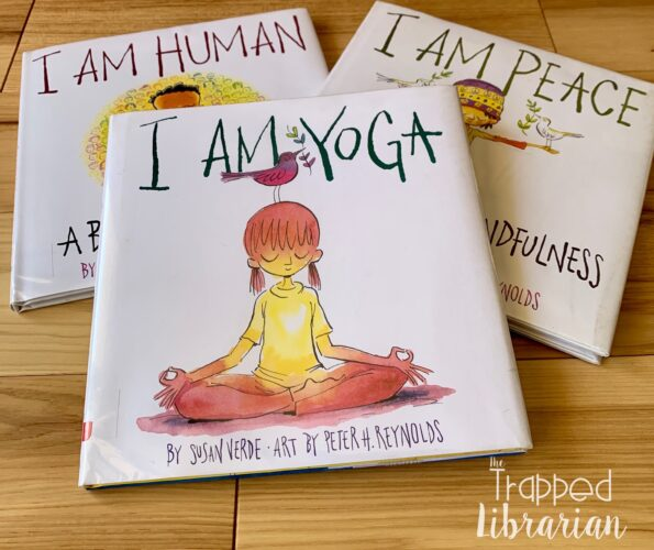 I Am Yoga, I Am Peace, I Am Human