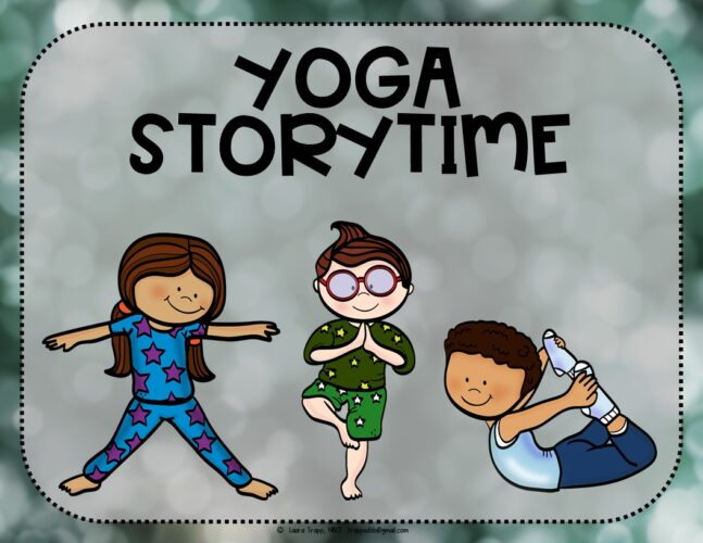 Yoga Storytime Slideshow