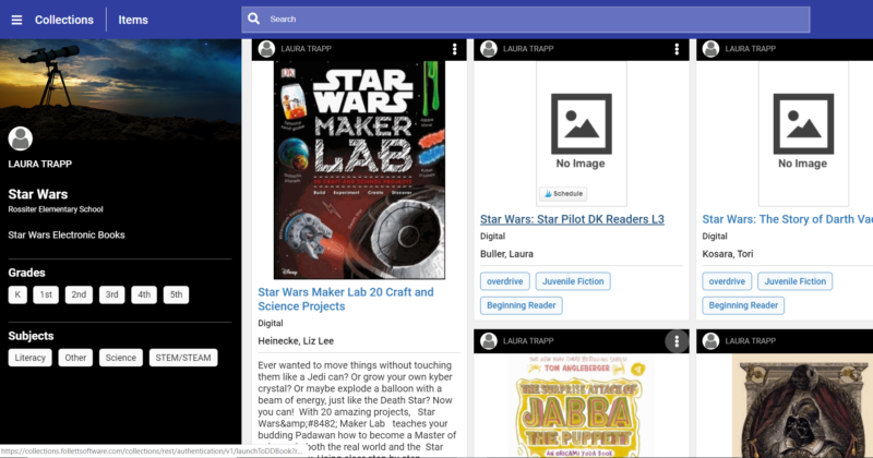 Trapp Destiny Discover Collection for Star Wars eBooks