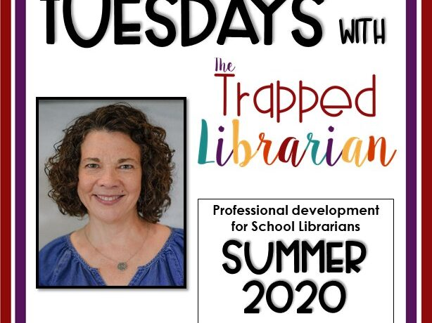Tuesdays with the Trapped Librarian