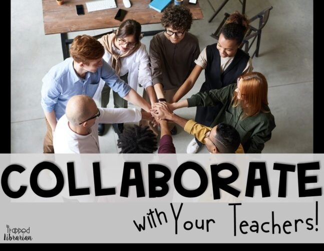 Trapp Teacher Librarian Collaboration