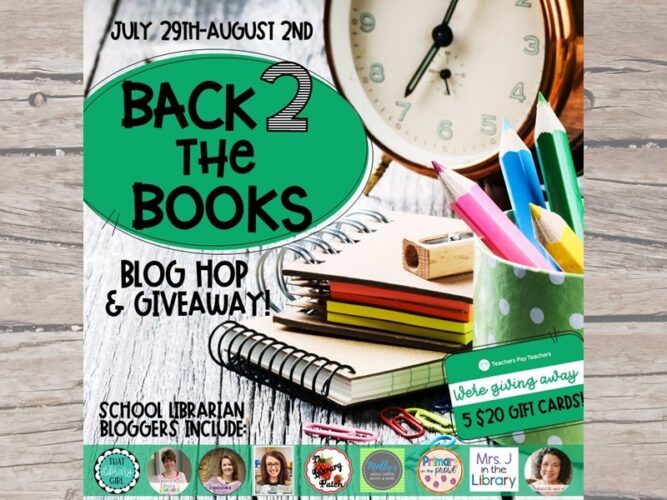 Back to School Library Ideas