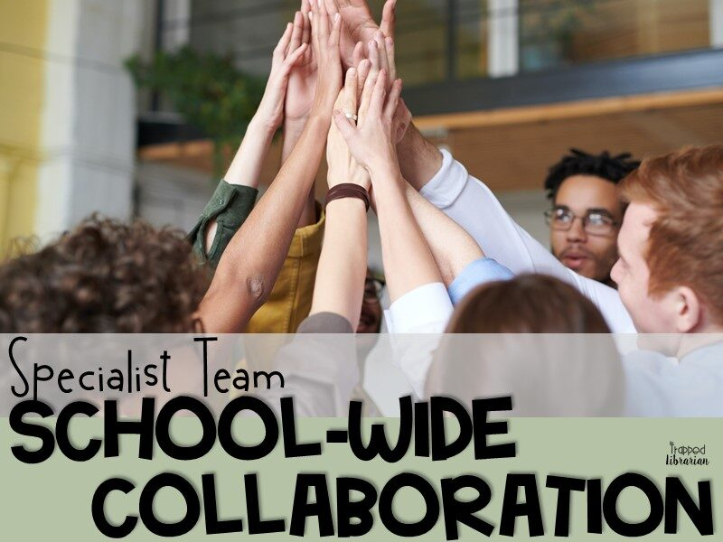 Trapp School Specialist Collaboration