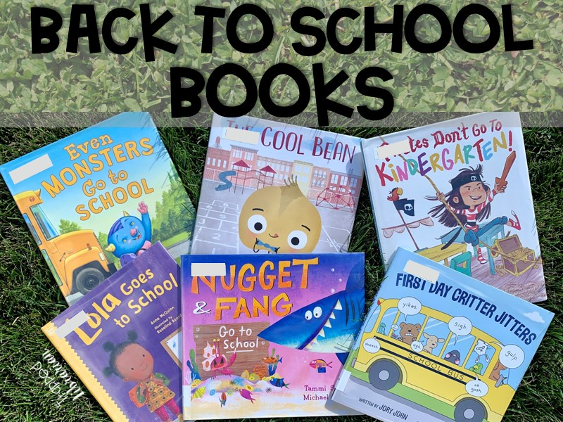 Back to School Books