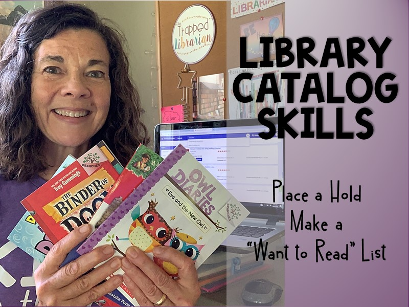 Library Catalog Skills to Empower Your Students
