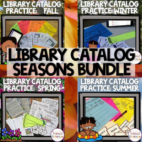 Library Catalog Practice Seasons