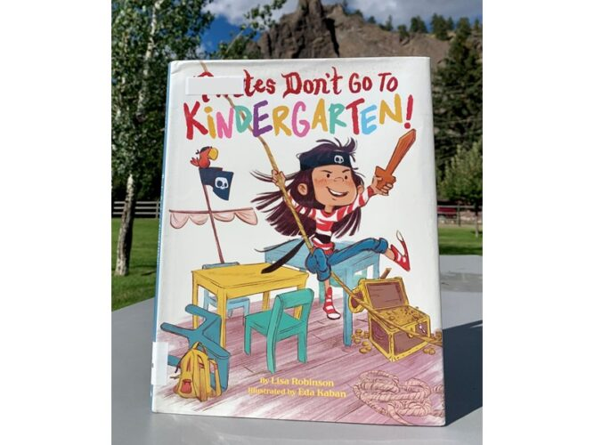 Pirates Don't Go To Kindergarten Back to School Books