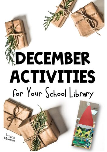 December Activities for Your School Library