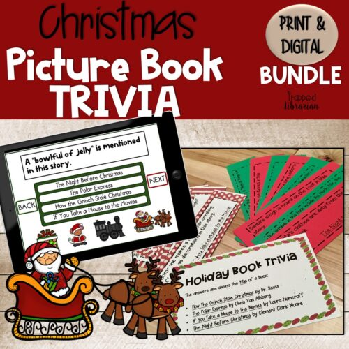 Trapp Christmas Library Game Bundle