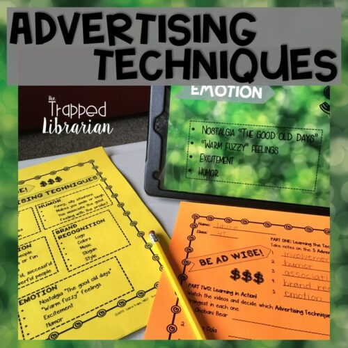 Media Literacy Advertising Techniques