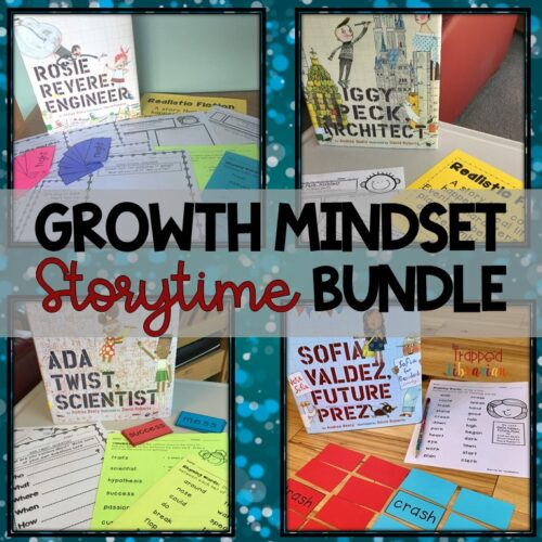 Growth Mindset Storytime Bundle Questioneers Books