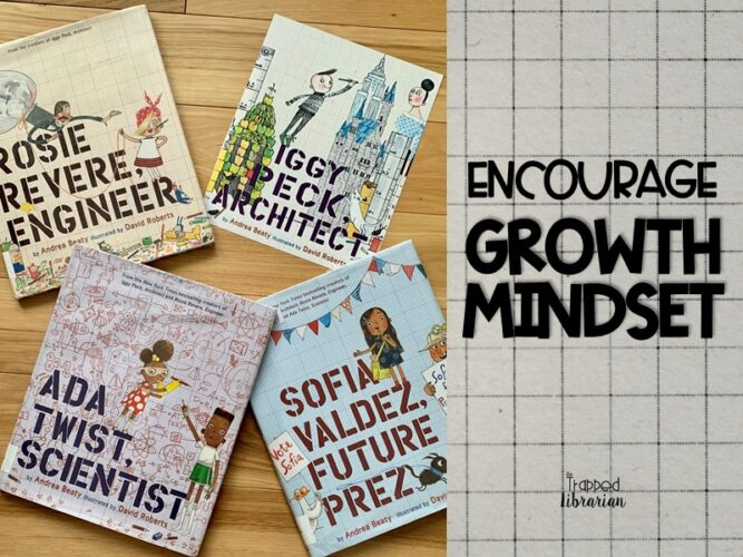 Questioneers Books Encourage Growth Mindset