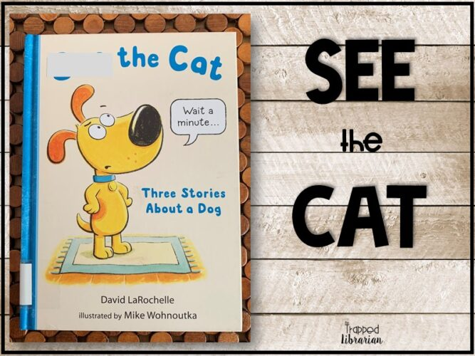 See the Cat Easy Reader