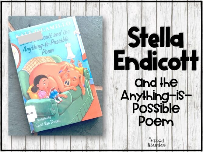 Stella Endicott Early Chapter Book