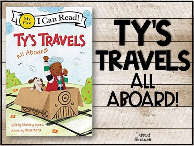 Ty's Travels: All Aboard