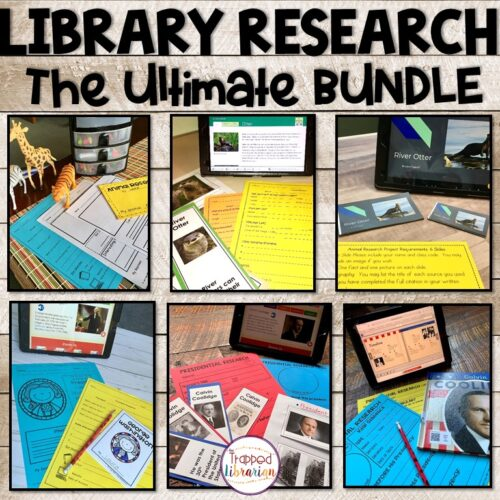 Ultimate Library Research Bundle