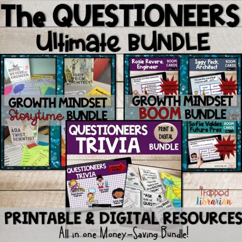 Trapp Rosie Revere and the Questioneers Bundle