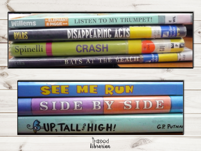 Book Spine Poetry Examples