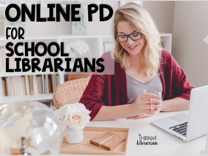 Online PD for School Librarians