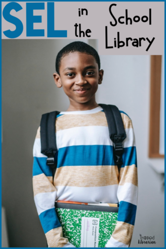 Social and Emotional Learning strategies are important now more than ever! SEL in school library routines and lessons can help our students succeed in school, relationships, future careers, and LIFE. Learning more about Social and Emotional Learning today!