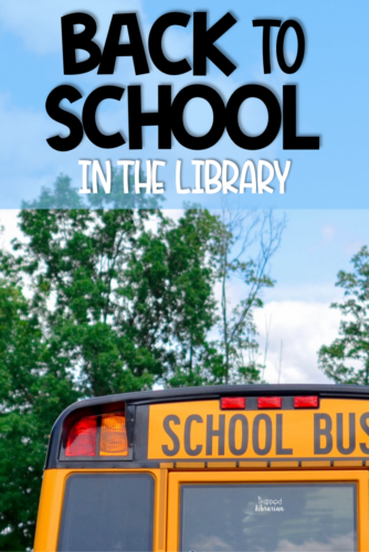 It's time to get organized for back to school in the elementary school library! These back to school library ideas will save you time with library organization and help you organize your library lessons. Save time and streamline your library back to school preparations!